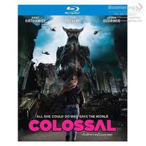 Blu-ray Colossal คอลอสซาน ทั้งจักรวาลเป็นของเธอ