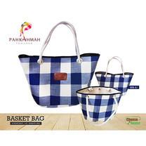 Pahkahmah กระเป๋ารุ่น Basket Bag BKB-A1