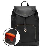"Targus กระเป๋าโน๊ตบุ๊ค 15"" Newport Drawstring Backpack (Fit up to 15"" Macbook Pro) Black"