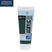 Lefranc&Bourgeois สีอะคริลิค Louvre 200 มล. COBALT GREEN HUE