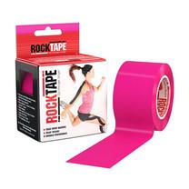 ROCKTAPE Model Standard Pink Colour Size 5 ซม. x 5 ม.