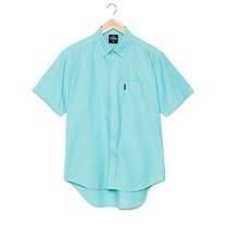 BJ JEANS Shirt BJWS-1105 #Vibrant Pop Green Size M