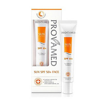 Provamed Sun SPF 50 Face (White) 30 มล.