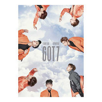 Box set CD+DVD GOT7 - FLIGHT LOG DEPARTURE THAILAND EDITION