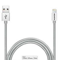 ADATA Lightning Cable Aluminum (Silver)