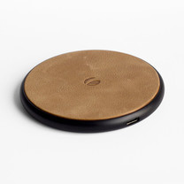 Krusell Wireless Charger Sunne สี Nude