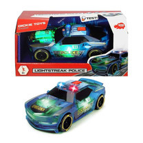 Dickie Toys Lightstreak Police 20 ซม.