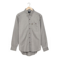 BJ JEANS Shirt BJWL-1112 #Twin Buttoned Flappy Green