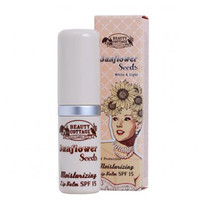 Beauty cottage Sunflower Seeds White & Light UV Protection moisturizing lip balm spf15 4g