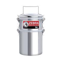Zebra ปิ่นโต 14 x 2 Smart Lock รุ่น Jumbo