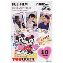 Fujifilm Instax Mini Film Mickey Rock