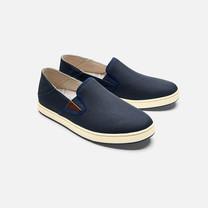 Olukai รองเท้าผู้ชาย 10365-DE18 M-KAHU TRENCHBLUE/OFF WHITE 9 US