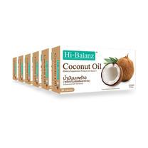 Hi-Balanz น้ำมันมะพร้าว 30 แคปซูล แพ็ก 6 กล่อง