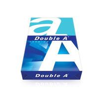Double A กระดาษถ่ายเอกสาร F14 80 แกรม 500 แผ่น (1 รีม)