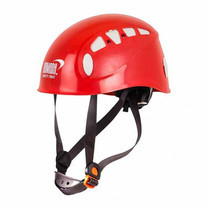 YAMADA หมวกกันกระแทกสำหรับงานบนที่สูง ABS (สีแดง)