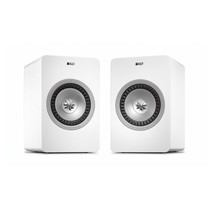 KEF ลำโพง Bookshelf X300A Wireless WHITE