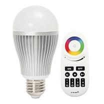 ชุดหลอดไฟ LED iLightPlus รุ่น Rainbow Warm พร้อมรีโมท (9 วัตต์)