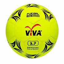 VIVA ฟุตซอลหนังอัด PVC รุ่น NEON GREEN เบอร์ 3.7
