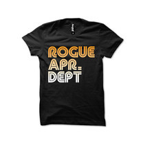 Rogue Men T-Shirt MST-20 Black SizeL