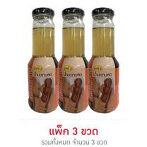 แก้ว น้ำมะขามสด (แพ็ก 3 ขวด)