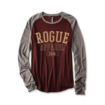 Rogue Men T-Shirt MST-05 Brown SizeL
