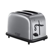 RUSSELL HOBBS เครื่องปิ้งขนมปัง รุ่น OXFORD TOASTER 20700-56 (สีเงิน)
