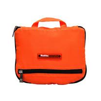Huskiesกระเป๋าถือเดินทาง พับเก็บได้ ฉบับพกพา รุ่น HK 02-676 OR-สีส้ม