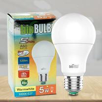 Bio Bulb LED E27A60 5 วัตต์ สีน้ำเงิน