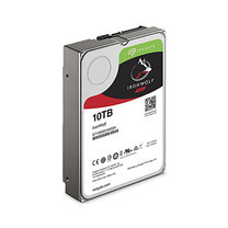 "Seagate IronWolf NAS HDD 3.5"" 7200 RPM 256MB SATA 6GB/s (ST10000VN0004) 10TB"