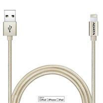 ADATA Lightning Cable Aluminum (Gold)