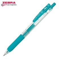 Zebra ปากกาหมึกเจล Sarasa Clip 0.5 มม. JJ15-BG หมึกสีฟ้าน้ำทะเล (12 ด้าม/กล่อง)