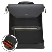 """Targus กระเป๋าโน๊ตบุ๊ค 15"""" Newport Convertible 2-in-1 Messenger Backpack (Fit up to 15"""" Macbook Pro) Gray"""