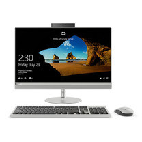 Lenovo All In One Computer ideacentre AIO 520-24ICB i5-8400T 20G1T R5302G W10 3Y Silver