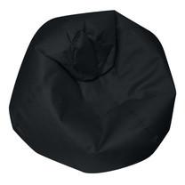 Your Style บีนแบ็กทรงกลมขนาด 50 ซม. ผ้า PVC รุ่น 600D สีดำ