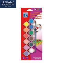 Lefranc & Bourgeois สีอะคริลิคตลับ12 สี 5 มล. 807312