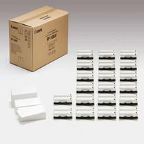 Canon กระดาษพิมพ์พร้อมหมึก RP1080 IN สำหรับ SELPHY PHOTO PRINTER CP910 และรุ่นที่สูงกว่า ขนาด 4x6 นิ้ว จำนวน 1080 แผ่น ( RP108 X 10 Pack )