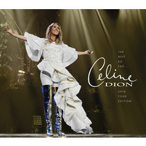 CD Celine Dion Album THE BEST SO FAR…2018 TOUR EDITION