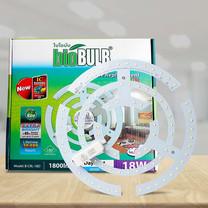 Bio Bulb หลอดใส้ LED ซาลาเปา 18 วัตต์ แสงเดย์ไลท์