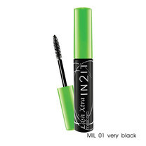 IN2IT Lash Extra Mascara with Fibre 9g #MIL01 Very black