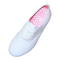 Gold City School Shoes Classic My Class 2015 White/Pink Size 36