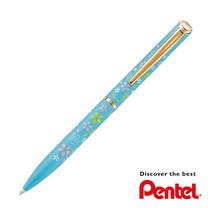Pentel ปากกาโรลเลอร์หมึกเจล Sterling Twist ลายพิเศษ Cherry Blossom 0.7 มม.
