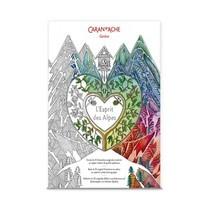 Caran D'Ache สมุดวาดรูปภูเขาแอล