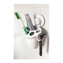 WSP ที่เสียบแปรงสีฟัน-ยาสีฟันสุญญากาศ BA-2064