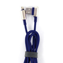Eloop Charger Cable Micro USB S22 Blue