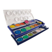 Pelikan Opaque Paint Box 735K/24 Colors