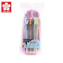 SAKURA ชุดปากกา GELLY ROLL Moonlight 10 สี XPGB-10M-FREE