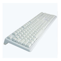 Ducky Gaming Keyboard Shine 4 White Cherry MX Blue Switch (Eng - Thai Top Print)
