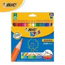 BIC Kids ดินสอสีไม้ Evolution 24 สี