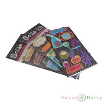 Sugar Daisy D.I.Y. Mini Scrap Album Kit : Happy Day คละลาย (แพ็ก 3 ชุด)