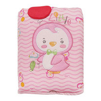Little Wacoal penguin baby blanket pink colour ไซส์ 30 x 40 นิ้ว